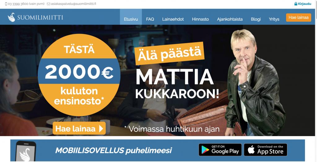 Suomilimiitti Lainaa